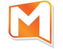 Moore Digital Marketing Logo Design