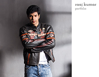 Raaj Kumar Portfolio