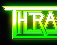 Thrashquatch Logo