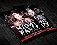 Flyer Night Club