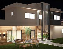 House project - Architecture