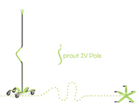 Sprout IV Pole