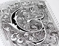 Ornate Letter G