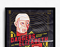 Daggers, Elizabeth @ Krakow