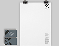 CORPORATE IDENTITY - RELAUNCH OF S&K MARKETING