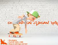 Urban Skate Logo