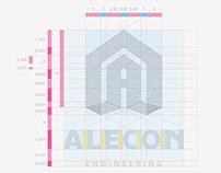 Logo // Branding // Alecon