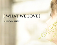 Ellyn Lilly - What We Love - Run Away Bride