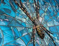 The Guardian mosaic