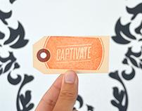 Captivate - Branding