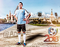 Russia 2018 - Argentina