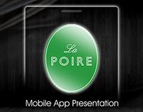 La Poire Mobile App