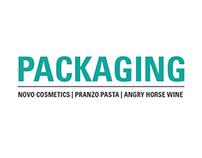 NOVO COSMETICS | PRANZO PASTA | ANGRY HORSE WINE