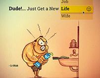 Get a New Life!