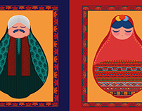 Egyptian Matryoshka