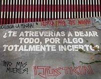 """Poster Documental """"Las Palabras se las lleva el viento"""""""