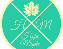 Hoja Maple - Diseño de Moda