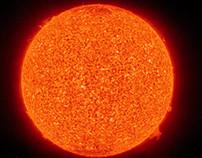 Animación Solar