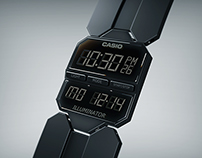 Casio Concept Watch