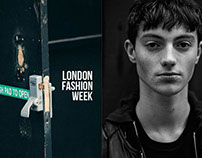 LONDON MEN'S FASHION WEEK 2015