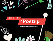 Kansas Humanities Council Pin-up Poetry