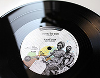 "10"" Vinyle Label"