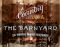 A Country Tour - Hand Lettering