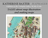 Katherine Baxter Talk at Coningsby Gallery