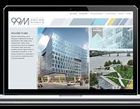 Commercial Property Website Design