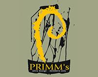 Primm's Ultra Lounge Logo