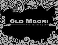 """""""Old Maori""""—New Zealand Sports Pub"""