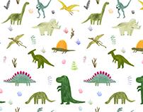 Pattern Dino
