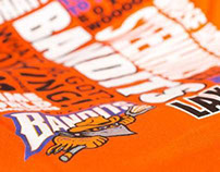 Buffalo Bandits T-shirts
