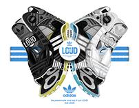Adi.LOUD - Footwear Design
