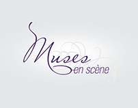 MUSES EN SCÈNE - {Logotype & Website}