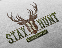 Stay N Hunt Logo