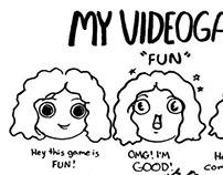 """My videogame """"fun"""""""