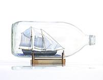 Ships n Bottles