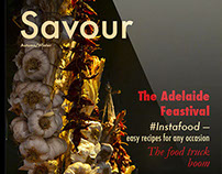 Savour Magazine - Autumn/Winter 2014