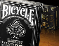 BICYCLE : BLACKOUT KINGDOM