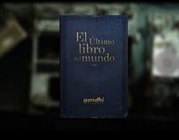 EL ÚLTIMO LIBRO DEL MUNDO