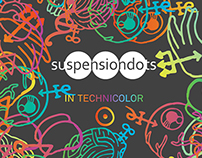 Suspension Dots - In Technicolor | Cover album