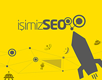 isimizseo.com - Logo & Web Concept Design