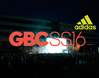 ART DIRECTION : ADIDAS GLOBAL BRAND CONFERENCE SS16