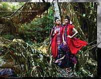 Location - Hills / Cherrapunji, Meghalaya