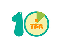 10 in 10 app