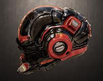 Locust helmet