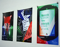 Media Resources Posters