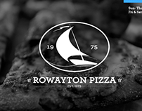 Rowayton Pizza Website