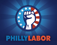 PhillyLabor.com | IWAPUSA.org - Website, App Dev., Icon